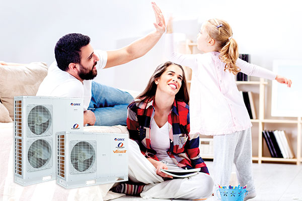 Residential Heat Pumps