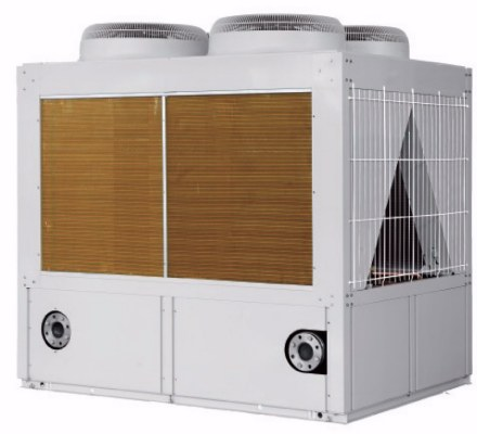 Modular Scroll Air to Water Heat Pump – LSQ Series