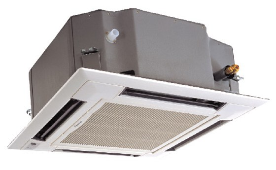 Fan Coils Kasetes on central heat and ac units