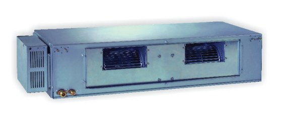 Duct R410a DC Inverter EcoDesign