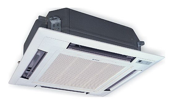Cassette Type R410a On Off Gree Air Conditioners