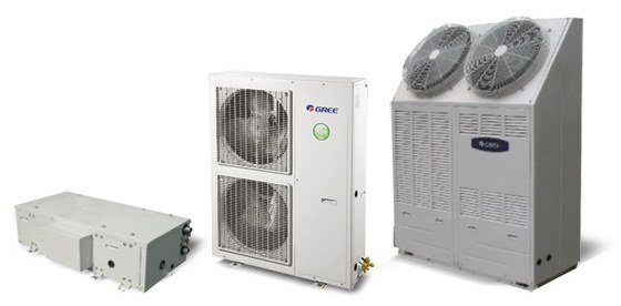 Air to Water Scroll Heat Pump – HLR Series