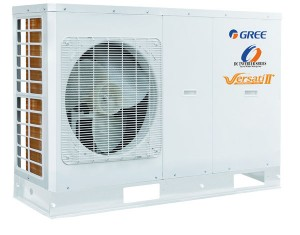 monoblock heat pump